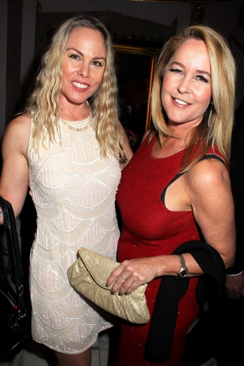 Indie Filmmaker Christy Oldham and Bewitched Child Star Erin Murphy. Photo credit: ClintonH.Wallace/DemiGoddessChronicle.com