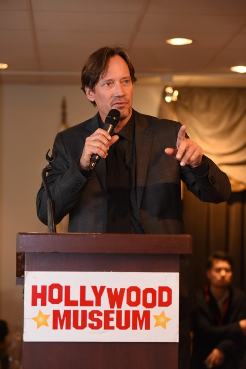 Kevin Sorbo's speech after recieving his ICON Award. Photo Credit: William Kidston