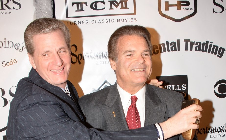 Theunparalleled legendary Hollywood publicists Roger Neal & Ed Lozzi.