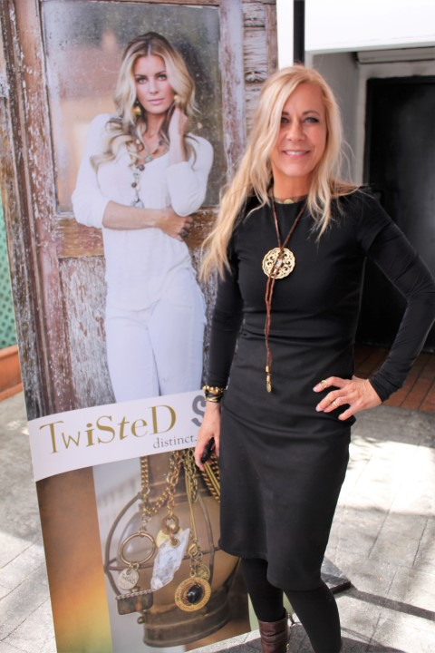 Twisted Silver Jewelry owner Debra Mitchell. Photo Credit: DGC