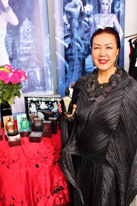 Fashion Designer Sue Wong. Photo Credit: DGC