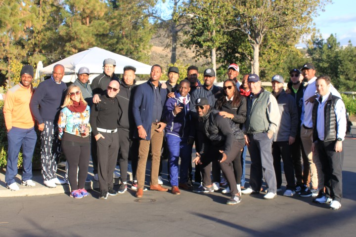 Celebrities and Athletes at Stephen Bishop Celebrity Golf Invitational. Photo Credit: DGC