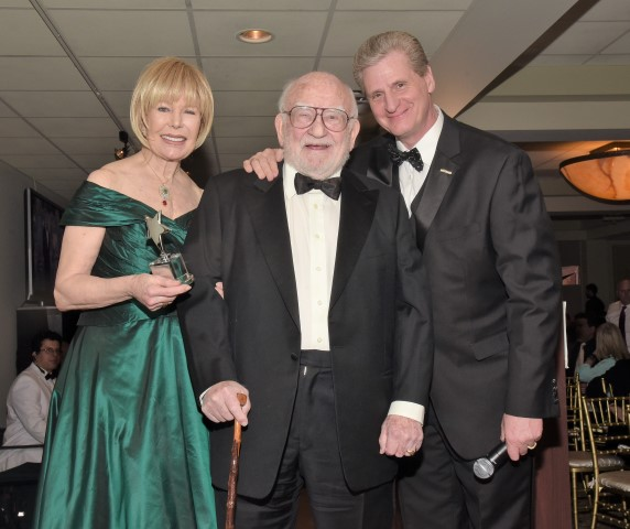 Loretta Swit, Ed Asner and Roger Neal. Photo credit: William Kidston Photography