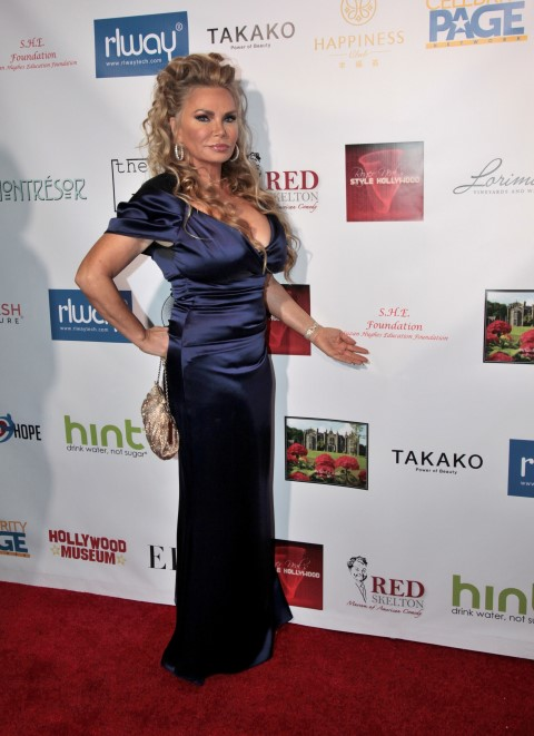 SUZAN HUGH Roger Neal Style Hollywood Oscar Viewing Dinner (3) Photo William Kidston (Small)