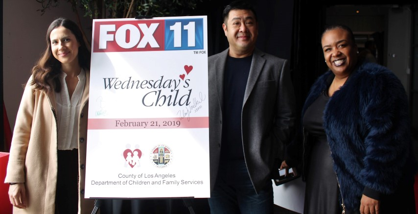Wednesday's Child from Fox 11 TV channel